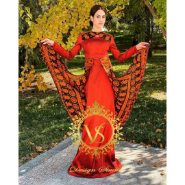 """Designer dress from the collection """"Autumn 2020"""""""