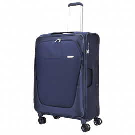 Samsonite suitcase dark blue