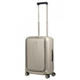 Samsonite Ivory gold suitcase