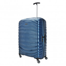 Samsonite suitcase blue