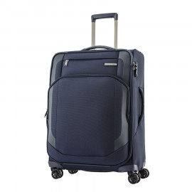 Samsonite suitcase L Hexel Spinner Blue
