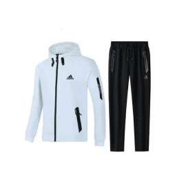 Restime tracksuit black and white