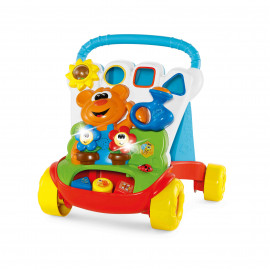 Chicco Baby Gardener 2 in 1  musical toy (9-24m)