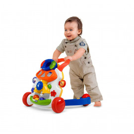 Chicco Baby Walker 2 in 1 musical toy (9-24m)