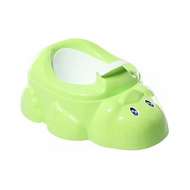 Chicco duck potty green (plastic)