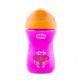 Chicco Easy Cup (12m+) purple - 266ml