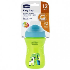 Chicco Easy Cup (12m+) green - 266ml