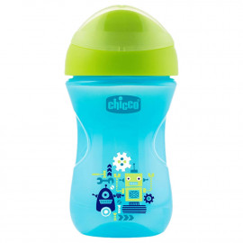 Chicco Easy Cup (12m+) blue - 266ml