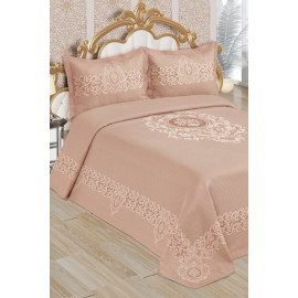 Cotton bedspread for double bed